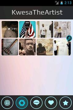 Kwesa The Artist Experience screenshot 4