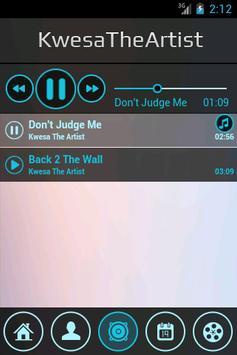 Kwesa The Artist Experience screenshot 1