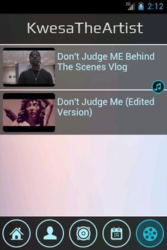 Kwesa The Artist Experience screenshot 2