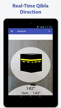 Qibla Compass  - Visual Qibla Direction Finder apk screenshot
