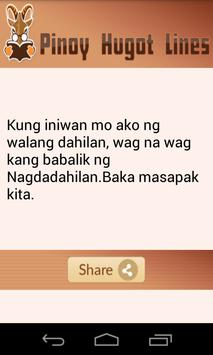 Pinoy Hugot Lines For Android Apk Download