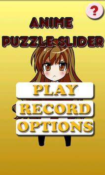 Anime Puzzle Slider poster