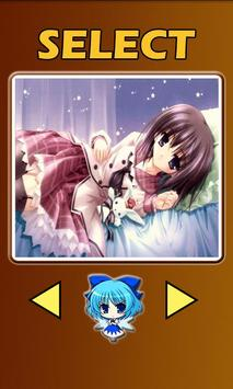 Anime Puzzle Slider apk screenshot
