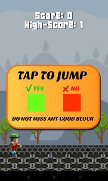 Jumper Jack Box poster