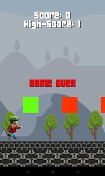 Jumper Jack Box screenshot 1