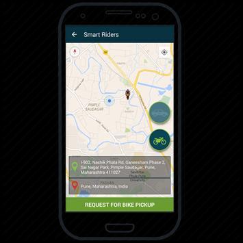 SmartRiders - Book a Bike/Car screenshot 1
