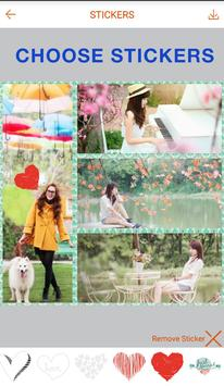 Photo Art Pic Collage Maker apk screenshot
