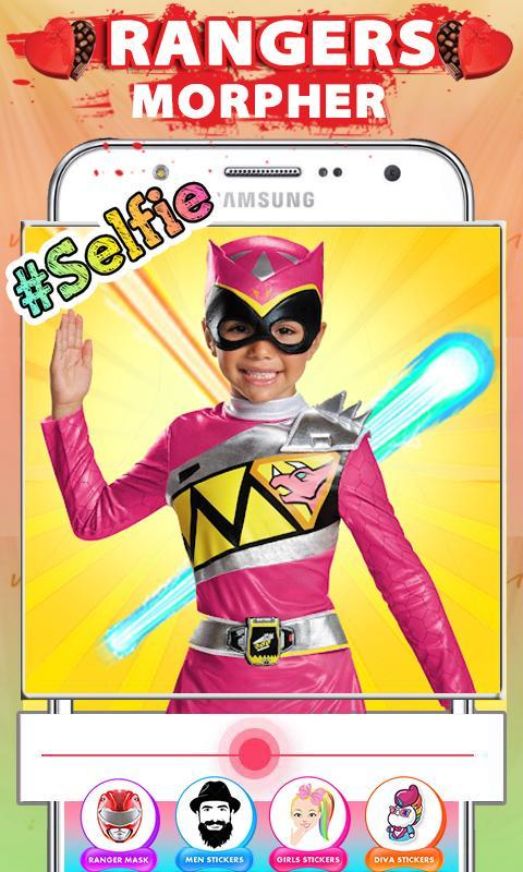 Rangers Superhero Face Morpher for Android - APK Download