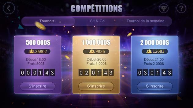 Poker Canada HD - Français – Artrix Poker screenshot 11