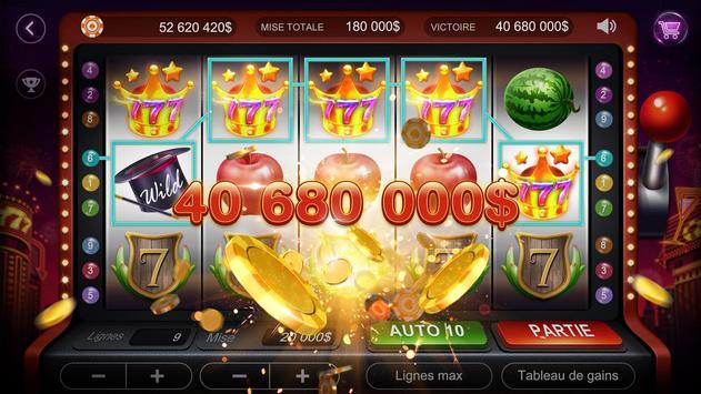 Poker Canada HD - Français apk screenshot