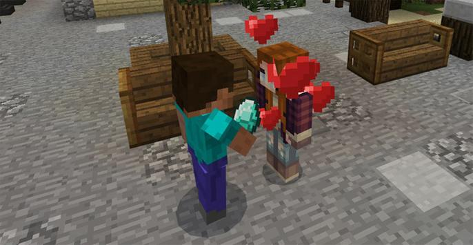 Mod Girlfriend for MCPE poster