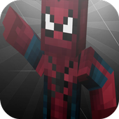 Mod Spider Man for MCPE icon