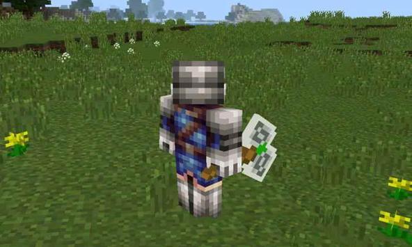 Swords Mod for MCPE apk screenshot