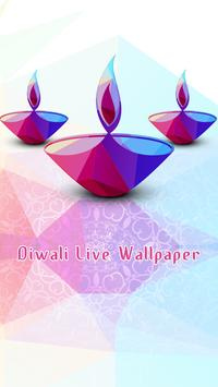 Happy Diwali HD Live wallpaper screenshot 1