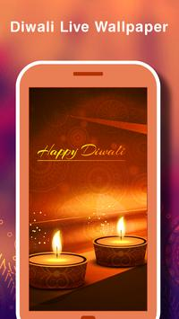 Happy Diwali HD Live wallpaper screenshot 2