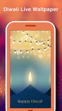 Happy Diwali HD Live wallpaper screenshot 3