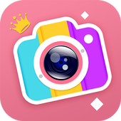 Candy Selfie Live Camera icon