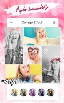 Candy Selfie Live Camera screenshot 3
