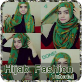 Hijab Fashion Tutorial icon