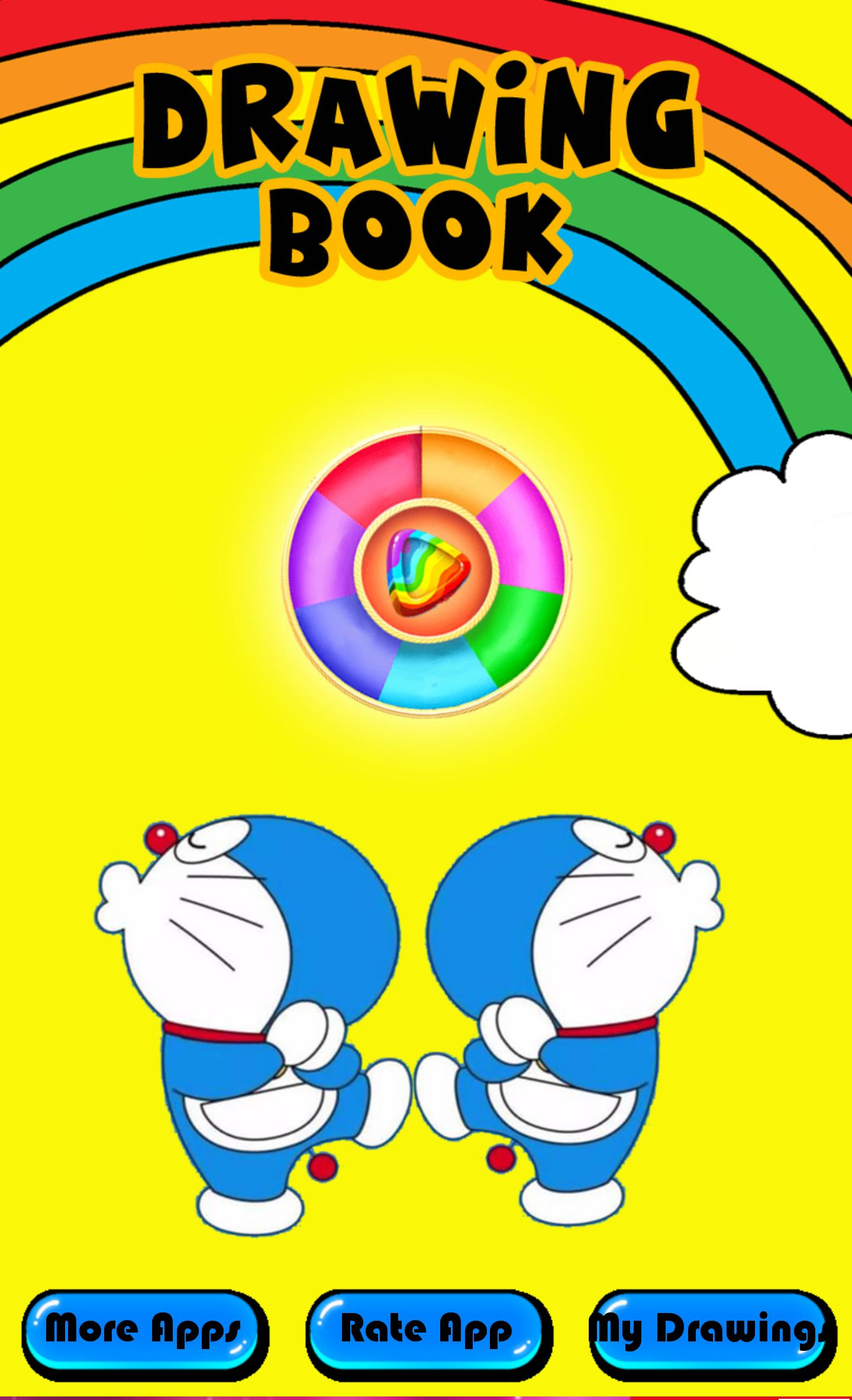 Coloring Nobita Doraemon For Kids 2018 For Android APK