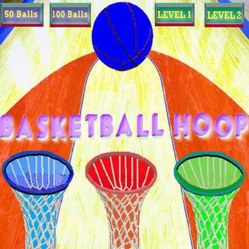 Basketball Hoops poster