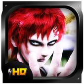Gaara Wallpaper HD icon