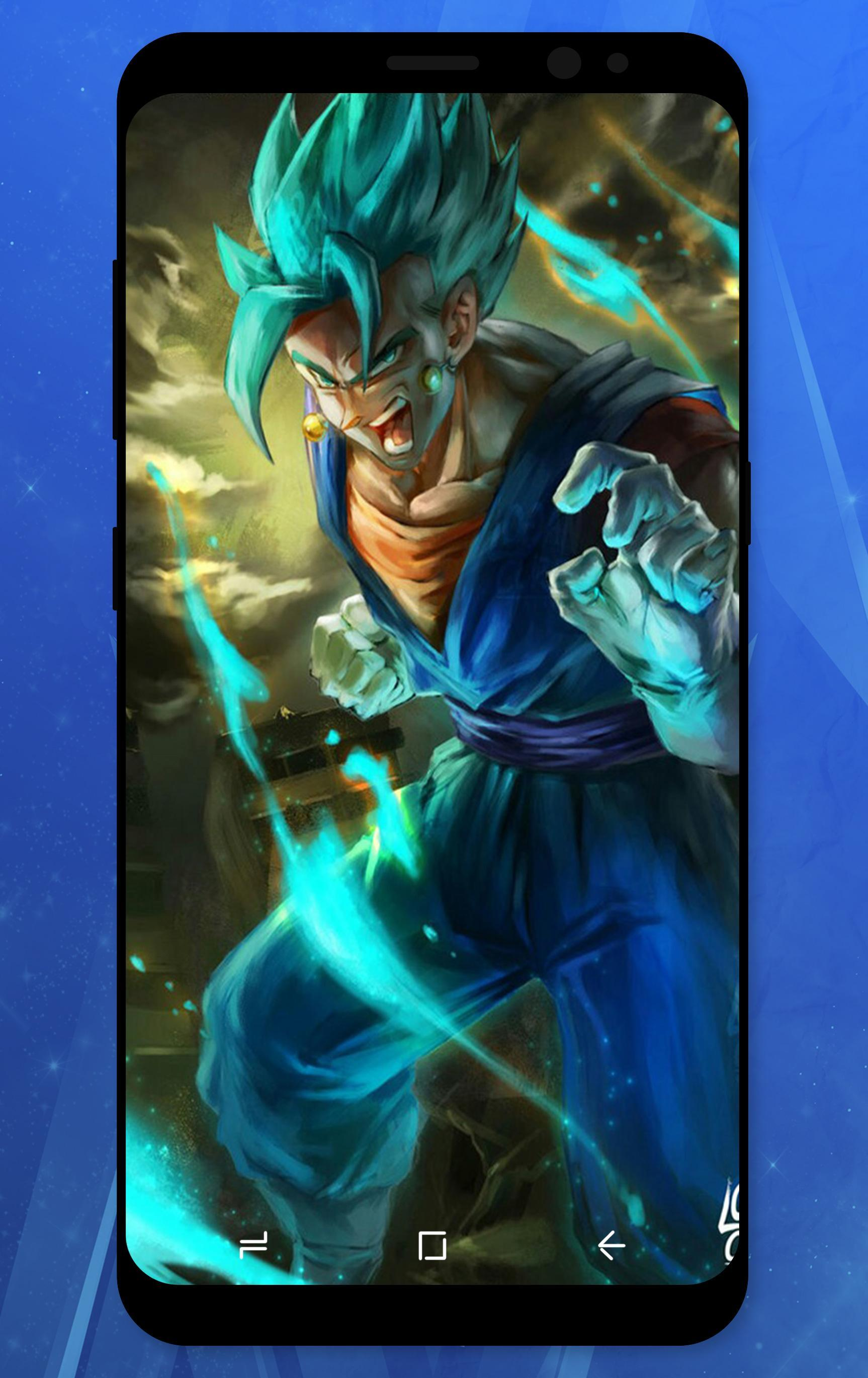 Vegito Blue Wallpaper For Android Apk Download