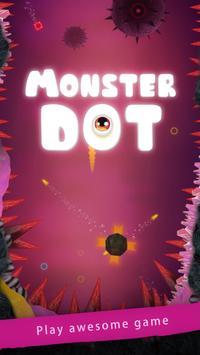 Monster Dot poster