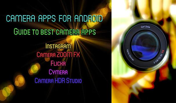 Best camera app for android-