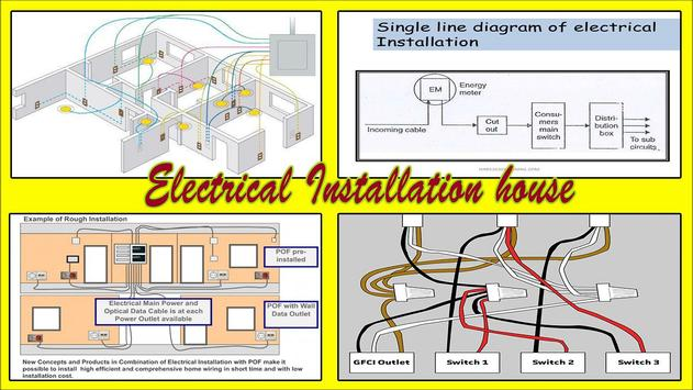 Electrical Installation Wiring House for Android - APK Download on power in house, design in house, installation in house, voltage in house, insulation in house, generator in house, equipment in house, sensors in house, frame in house, pipes in house, carpet in house, computer in house, flooring in house, construction in house, thermostat in house, hvac in house, wood in house, tools in house, doors in house, concrete in house,