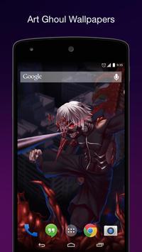 Art Ghoul Wallpapers HD screenshot 6