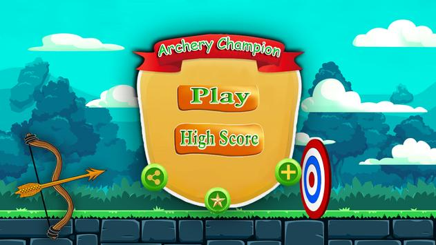 Archery Master Champion - Shooting Game poster