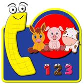 Teléfono Bebé Juego para Niños icon