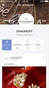 SHAKAROFF apk screenshot
