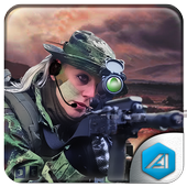War Action: Impossible Quest icon