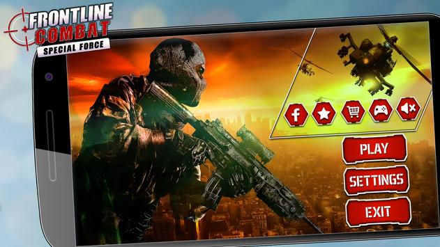 Frontline Combat Special Force poster