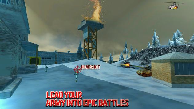 Frontline Combat Special Force screenshot 7