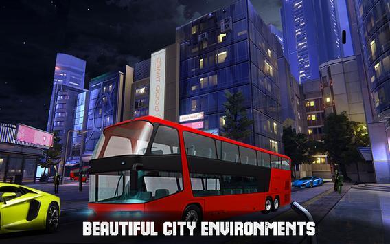 Extreme Bus Simulator 2018 poster