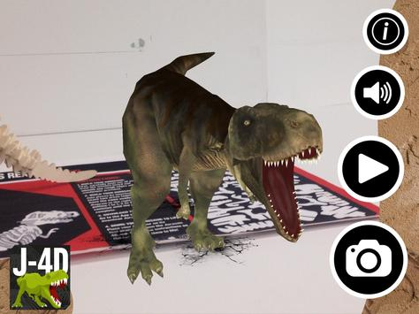 Jurassic 4D apk screenshot