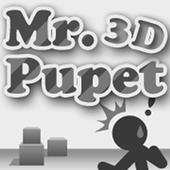 Mr.Pupet 3D(trial) icon