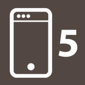 Shake5 icon