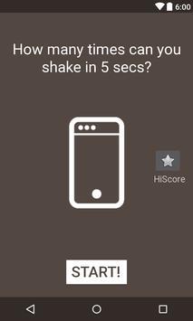 Shake5 poster
