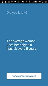 Random Fun Facts apk screenshot