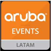 Aruba LATAM Events icon