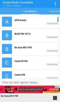 Aruba Radio Complete poster