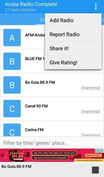 Aruba Radio Complete apk screenshot