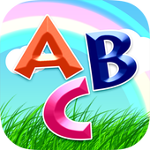 ABC for Kids, Lean alphabet with puzzles and games icon