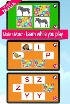 Kids Animal ABC Alphabet sound screenshot 4
