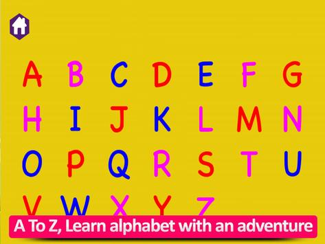 Kids Animal ABC Alphabet sound screenshot 8