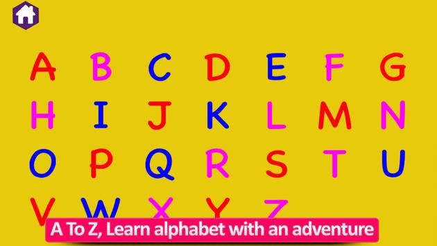 Kids Animal ABC Alphabet sound screenshot 13